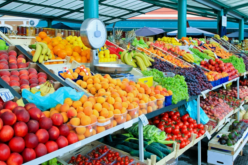 Zöldség-gyümölcs nagykereskedelem